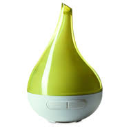 Oriwest Aurora Ultrasonic Diffuser Green