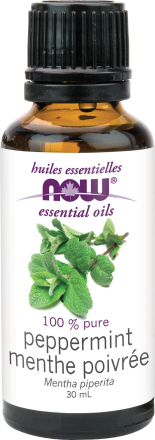NOW Peppermint Oil, Pure 30ml