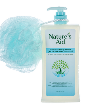 Nature's Aid All Natural Body Wash 360ml