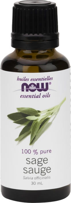 NOW Sage Oil 30ml