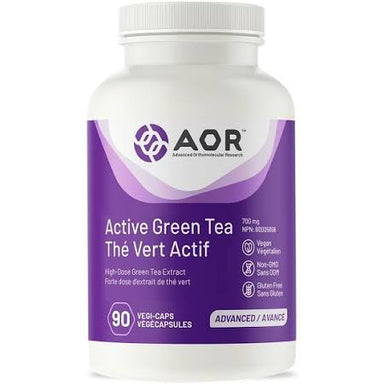 AOR Active Green Tea 90 Capsules