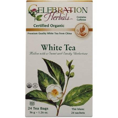 Celebration Herbals White Organic 24 Tea Bags