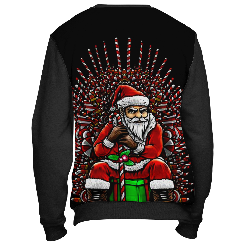 Santa is coming - Ugly Sweater