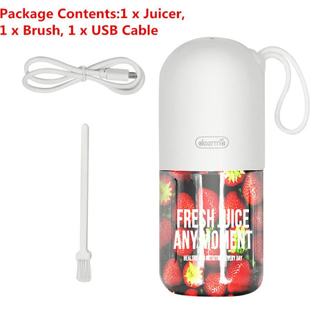 Image of Portable Electric Juicer