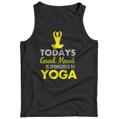 Image of Limited Edition - Today's Good Mood Is Sponsored By Yoga