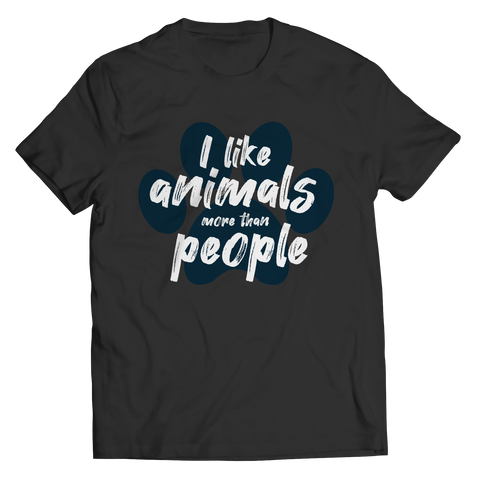 Image of I Like Animals More Than People