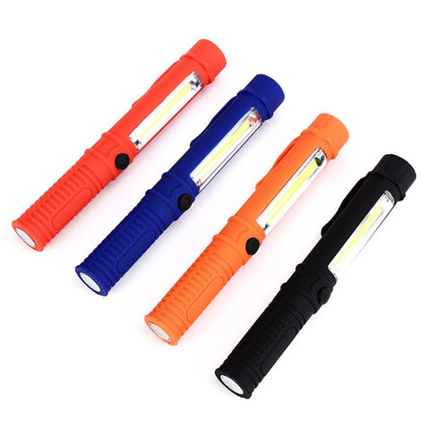 LED Portable Magnet Flashlight