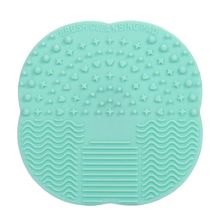 Silicone Makeup Brush Cleaning Mat