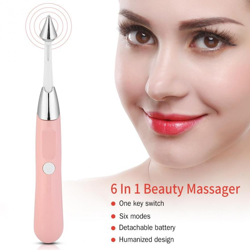 The Ultimate 6 In 1 Beauty Bar Massager