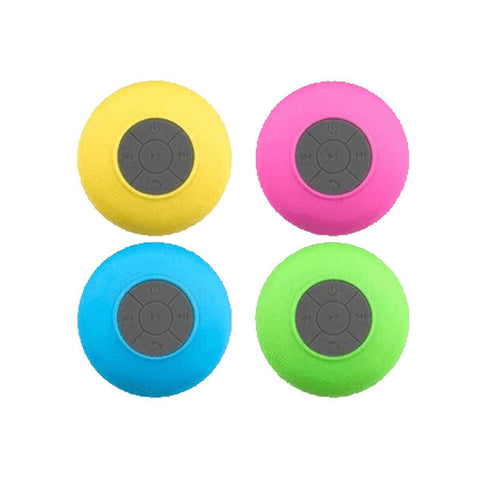 Image of Waterproof Bluetooth Shower Speaker - Assorted Colors