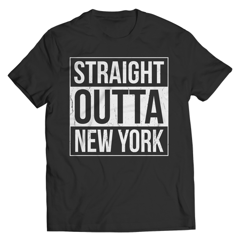 Image of Unisex Shirt - Limited Edition - Straight Outta New York
