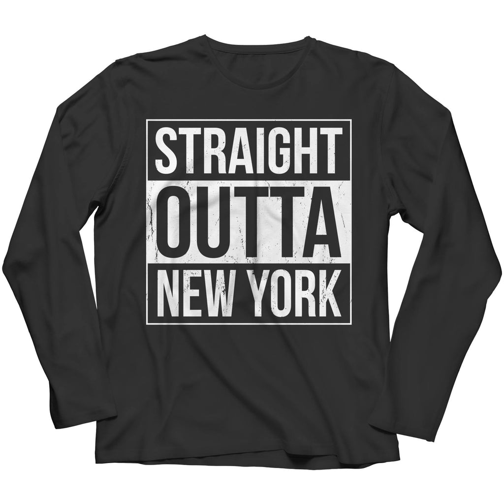 Unisex Shirt - Limited Edition - Straight Outta New York