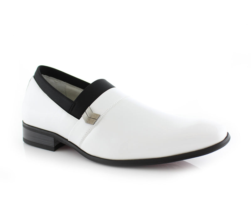 80's Style Men's Dress Shoes | Jeffery | Vintage Wedding Shoes CONAL FOOTWEAR