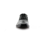 Men's Black Wedding Shoes Oxford Dance Shoes Jeremiah Front View