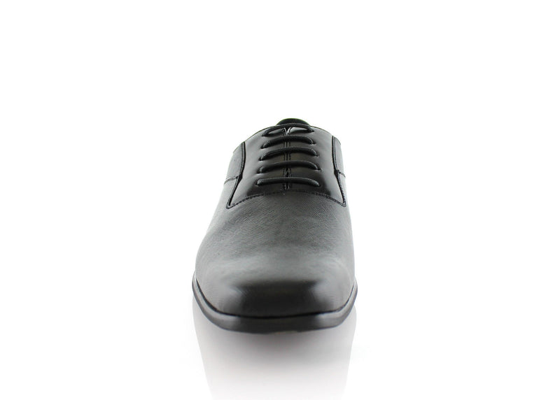 JAVIER by Ferro Aldo- Solid Almond Men's Shoes - CONAL FOOTWEAR Since 1983
