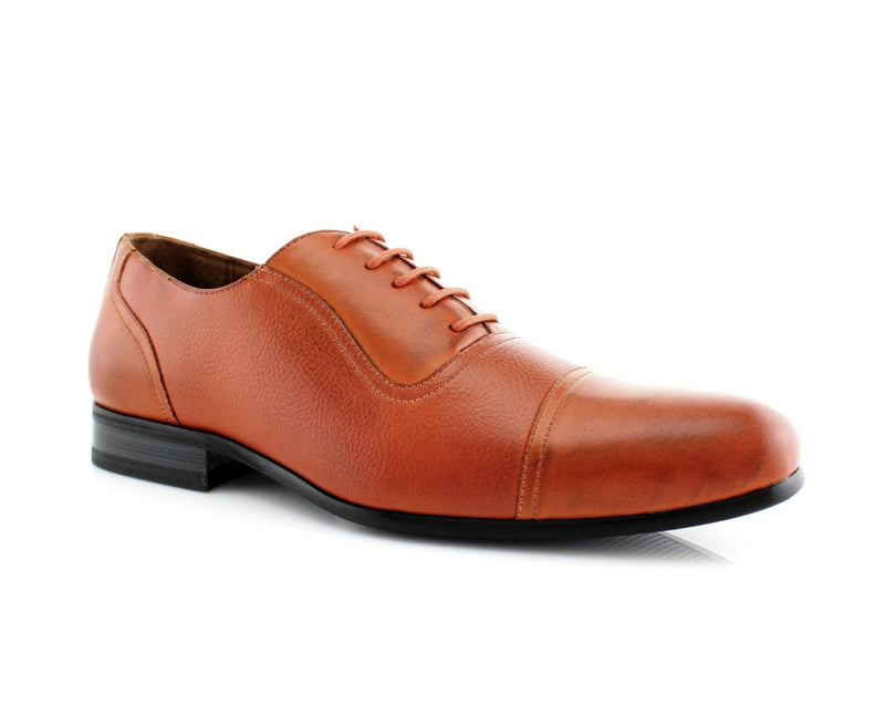 Best Mens Oxford Brown Shoes Brands Side View