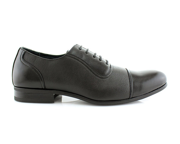 Best Mens Oxford Black Shoes Brands Side