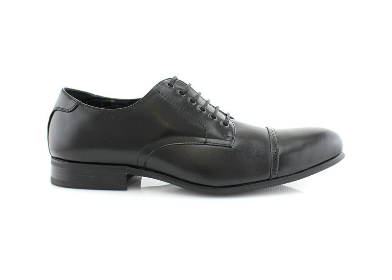 Men's Shoes Gift Ideas The Hard-To-Shop-For Man Radley Black Side View