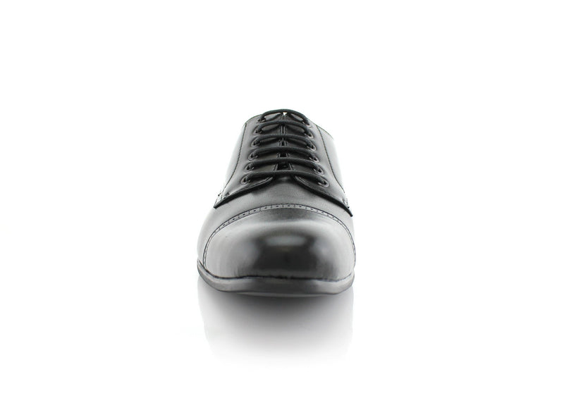 Men's Shoes Gift Ideas The Hard-To-Shop-For Man Radley Black Front View