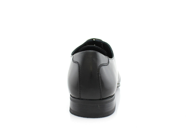 Men's Shoes Gift Ideas The Hard-To-Shop-For Man Radley Black Back View