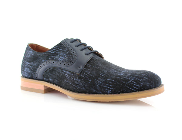 Black Suumer Mens Casual Shoes Comfortable Side View