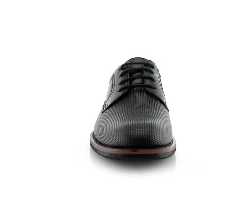 Martin Casual Shoes For Sale Conal Footwear Black Front