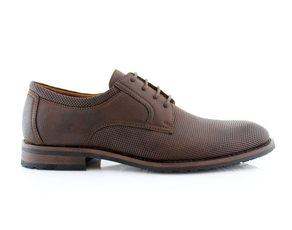 Martin Casual Shoes For Sale Conal Footwear Brown Side