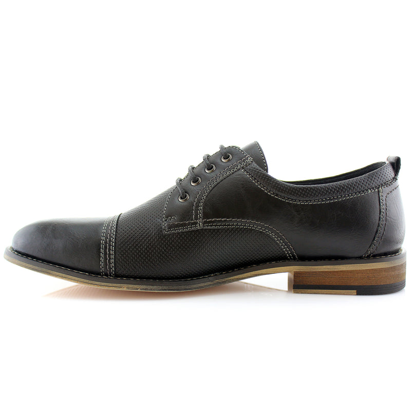Casual Derby Man Shoes Ferro Aldo