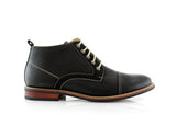 Walking Shoes To Buy Ferro Aldo Eli Black Side View