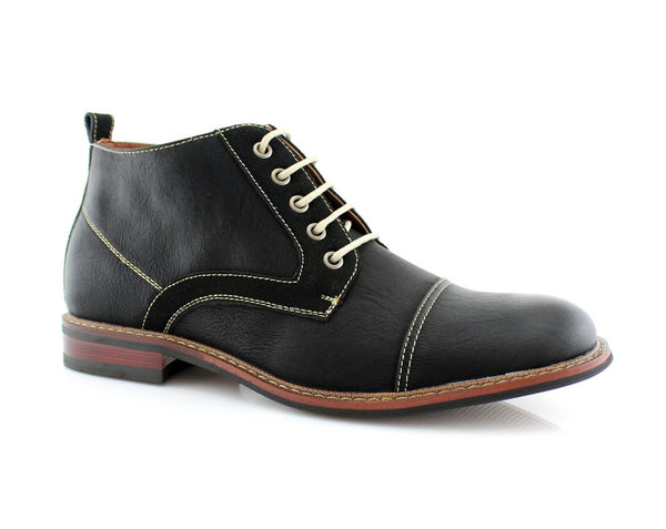 Suede Ankle Boots For Men | Eli | Ferro Aldo Walking Shoes To Buy | CONAL FOOTWEAR
