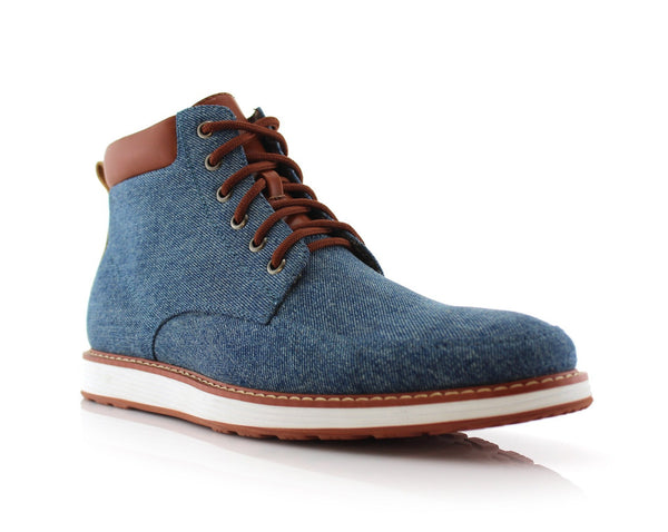 Smart Casual Outfit Ideas For Men's Shoes | Melvin | Sneaker Boots Men | CONAL FOOTWEAR Since 1983