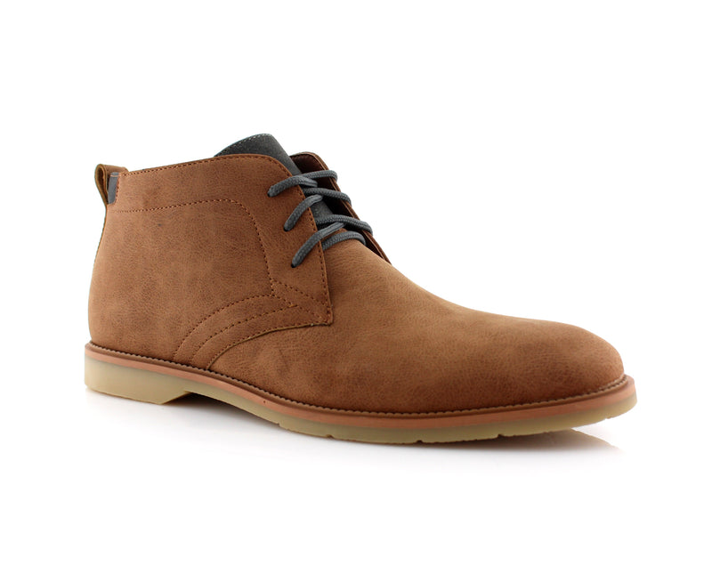 Lace Up Fashion Casual Chukka | Marvin | Buy Ankle Boots | CONAL FOOTWEAR