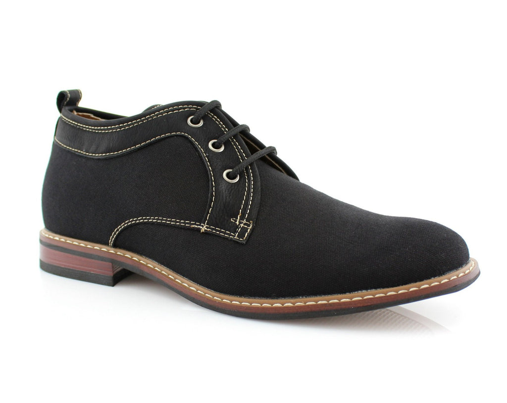 Chukka Boots Mens Suede | Noah | Simple Chukka Boot | CONAL FOOTWEAR Since 1983