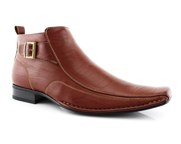 Cool Western Old Fashioned Men's Boots | Theo | Cowboy Fashion Shoes  CONAL FOOTWEAR