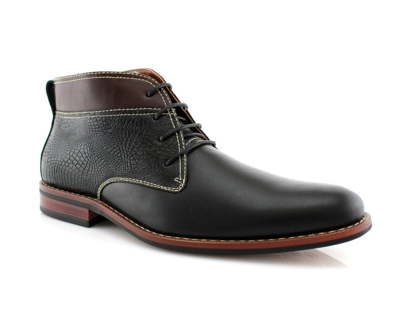 Classic Western Men's Shoes | Mark | Striker Chukka Boots | CONAL FOOTWEAR Since 1983