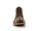 Brown Ferro Aldo Fashion Boots For Men Colin Front
