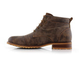 Brown Ferro Aldo Fashion Boots For Men Colin Side