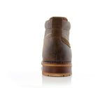 Brown Ferro Aldo Fashion Boots For Men Colin Back