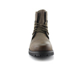 Men's Fashion 2020 Desert Motorcycle Combat Riding Boots Fabian Front