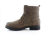 Men's Fashion 2020 Desert Motorcycle Combat Riding Boots Fabian Another Side