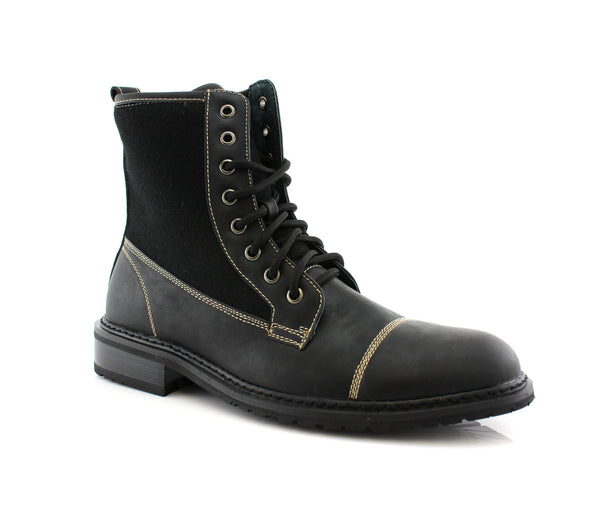 Men's Designer Boots | Evant | Casual Boots To Wear With Jeans | Polar Fox