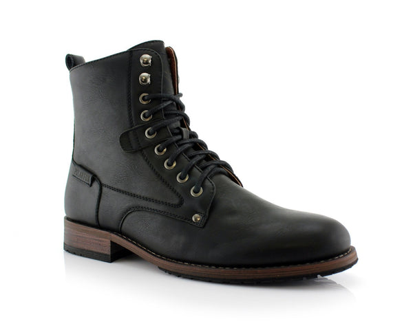 Urban-Sport Look Boots | Curry | Men's Casual High Top Boots | CONAL FOOTWEAR