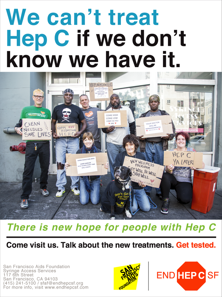 SF Aids Foundation - Download Poster 1