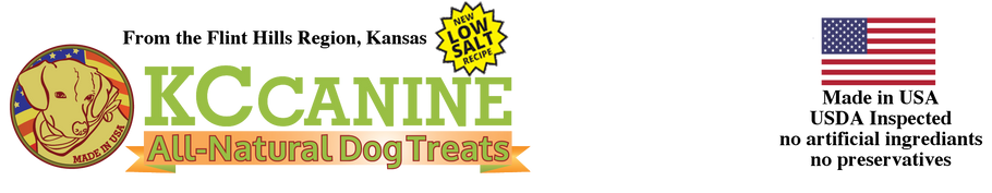 KCCanine All Natural Dog Treats USA
