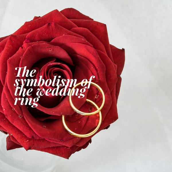 The symbolism of the wedding ring
