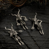 Krampus necklace