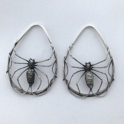 Orb weaver ear weights