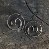 Serpent ear weights