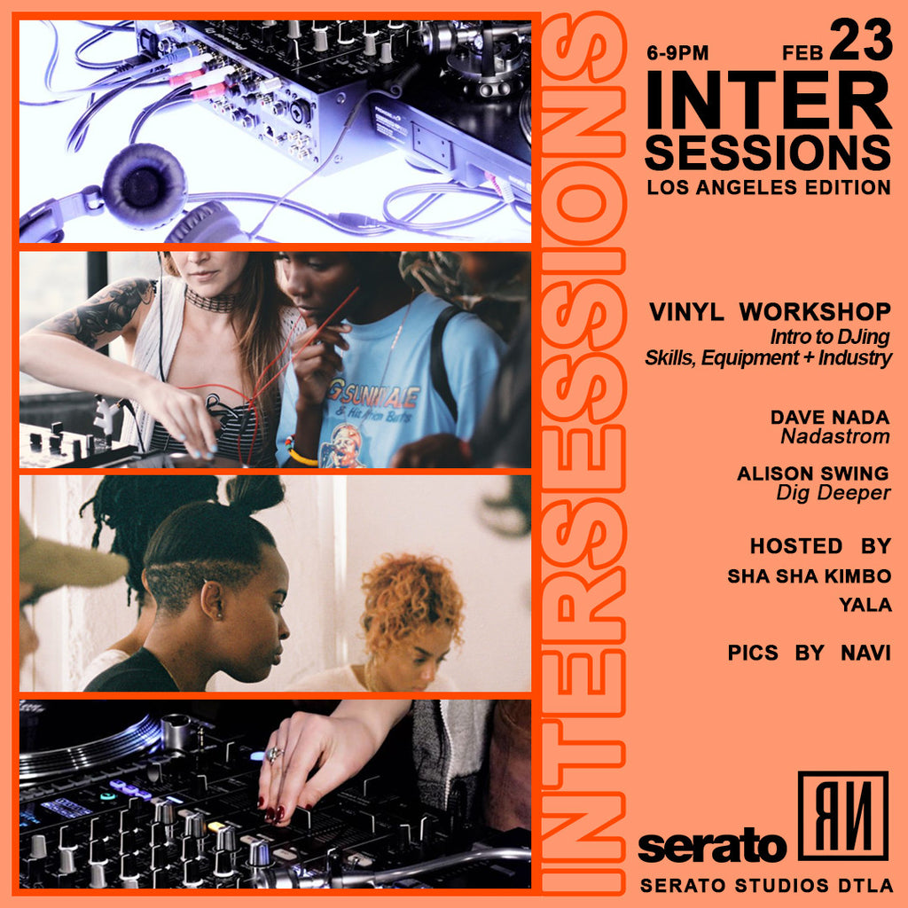 We'll be attending Intersessions LA