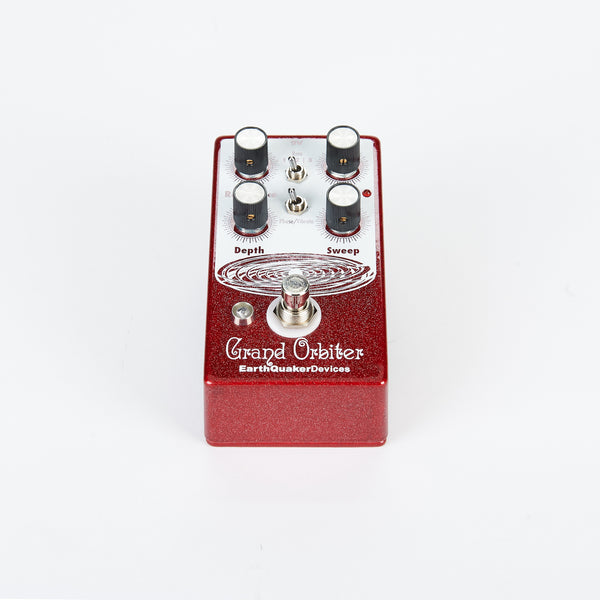 Earthquaker Devices Grand Orbiter V2 Pedal Front